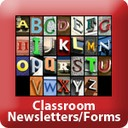 TP-classroom newsletters forms